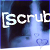Scrubs love!