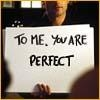 you are perfect love actually, to me