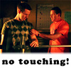 VM No touching! by ivymoss