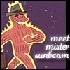 Mister Sunbeam by pouringicons