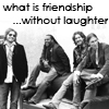 friendship laughter