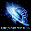 hitchhiker's guide: towel