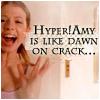 Dawn - Hyper!Amy