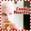 Nash: Spike - Cookie Monster
