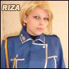 Riza Cosplay 1