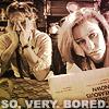 X bored