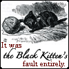 The Black Kitten: Nobility - Sacrifice - Chocolate