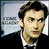 longtimegone: Dr Who: Come again?