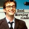 DW Good morning class (Ten)