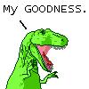 trex goodness by buffyx