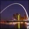 Newcastle - Milennium Bridge