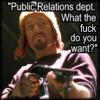 Public Relations Department