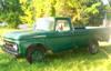 Chris McKitterick: 62 Ford pickup