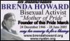 BH memorial ad