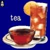 Raoul, McGurk, Zathras, something like that: Tea