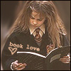 Hermione ~ Books are love