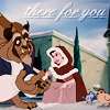 Beauty and the Beast: There for you