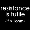 Ree: Resistance Is Futile