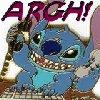 Ith: Media - Stitch ARGH!