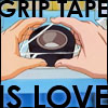 grip tape is love