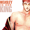 RW-King Weasley (Art by Cugami)