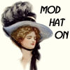 mod hat, dracula