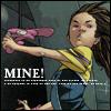 Molly Hayes: Mine!