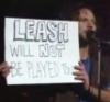 Eddie Vedder leash