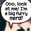Marvel - Furry Nerd