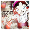 Waywren Truesong: Ayumi wishes to glomp! OBEY!