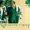 Maria: charlie/larry