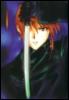 Daegaer: Aya posing with sword