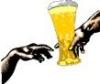 BeerGod (two hands)