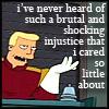erik: Futurama - Brutal Shock and Injustice