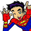 Mike Fitz: superboy! :D