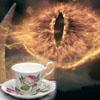 Sauron has tea