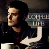 supernatural ! coffee=life !