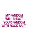 supernatural - my fandom shoot yours