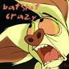 Gracie: batshit crazy