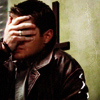 cindy: spn - dean facepalm (by mixedbatch)