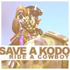 Save a kodo