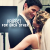 Diane: NH ~ Perfect for each other (wedding)
