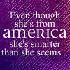 American?