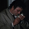 Columbo lighting up