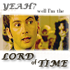 Sarah: Lord of Time - Doctor Who