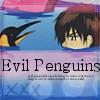 evil penguins!