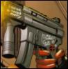 Deadpool gun