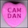 Camiel ~ Candy
