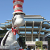 library - cat in the hat