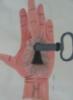 schlussel-hand